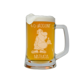 Kufel do piwa na Urodziny 01