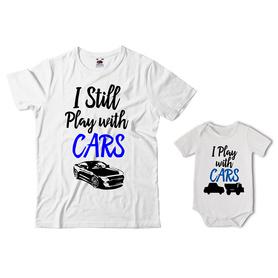 Komplet koszulka dla Taty + body 11