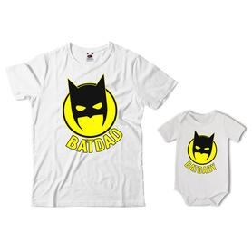 Komplet koszulka dla Taty + body 12