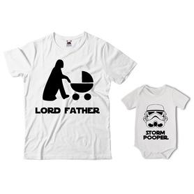 Komplet koszulka dla Taty + body 13