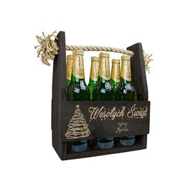 Nosidło na piwo na Święta 01
