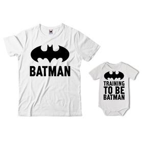 Komplet koszulka dla Taty + body 29