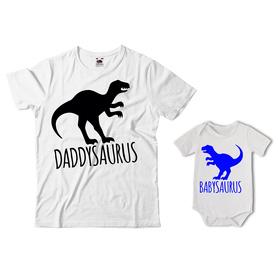 Komplet koszulka dla Taty + body 30