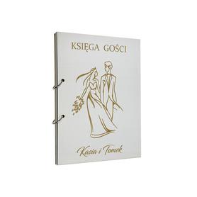 Album biały Księga Gości 02