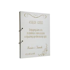 Album biały Księga Gości 05