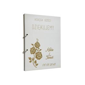 Album biały Księga Gości 06