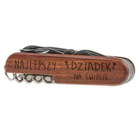Scyzoryk drewniany dla Dziadka 03