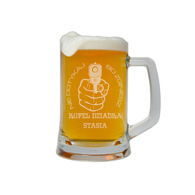 Kufel do piwa dla Dziadka 07