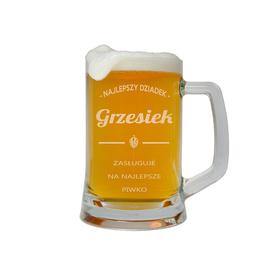 Kufel do piwa dla Dziadka 20