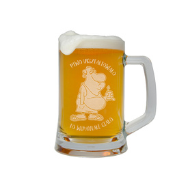 Kufel do piwa dla Dziadka 25