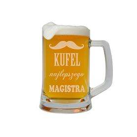 Kufel do piwa dla Magistra 04