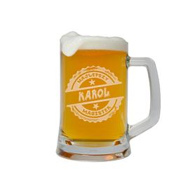 Kufel do piwa dla Magistra 06