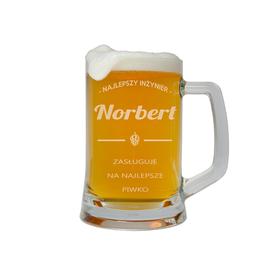 Kufel do piwa dla Inżyniera 07