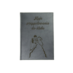 Notes Planer Ślubny 08