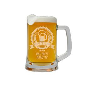Kufel do piwa dla Magistra 10