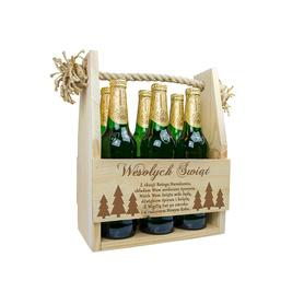 Nosidło na piwo na Święta 08