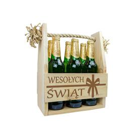 Nosidło na piwo na Święta 09