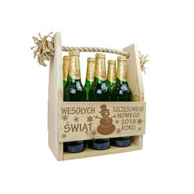 Nosidło na piwo na Święta 10