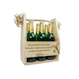 Nosidło na piwo na Święta 11