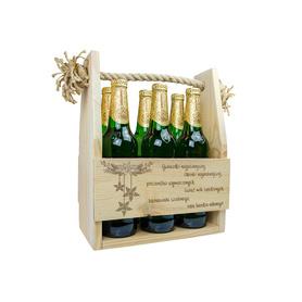 Nosidło na piwo na Święta 12