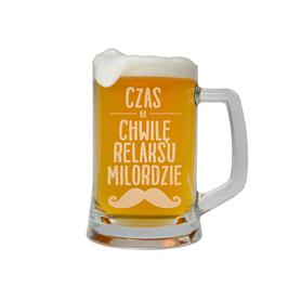 Kufel do piwa dla Magistra 14