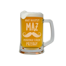 Kufel do piwa dla Męża 04