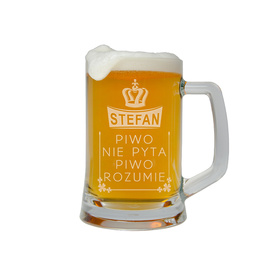 Kufel do piwa dla Męża 05