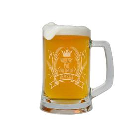 Kufel do piwa dla Męża 07
