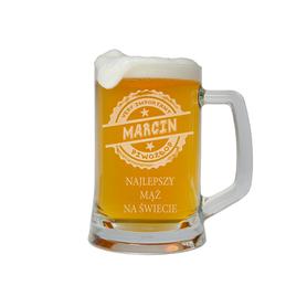 Kufel do piwa dla Męża 17