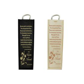 Skrzynka na wino na Ślub 10