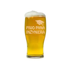 Szklanka do piwa dla Inżyniera 01