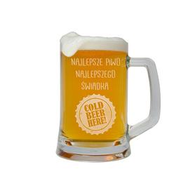 Kufel do piwa dla Świadka 06