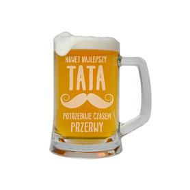 Kufel do piwa dla Taty 03