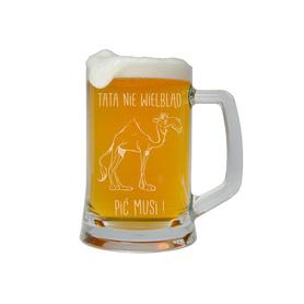 Kufel do piwa dla Taty 04