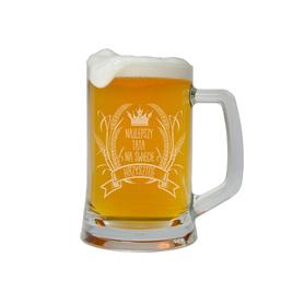Kufel do piwa dla Taty 05