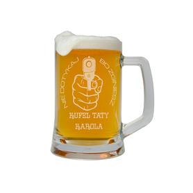 Kufel do piwa dla Taty 07