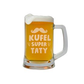 Kufel do piwa dla Taty 09