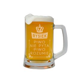 Kufel do piwa dla Taty 15