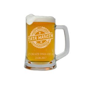 Kufel do piwa dla Taty 17