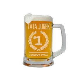 Kufel do piwa dla Taty 19