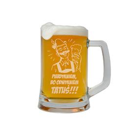 Kufel do piwa dla Taty 22
