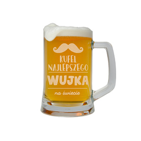 Kufel do piwa dla Wujka 02