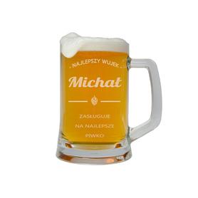Kufel do piwa dla Wujka 16