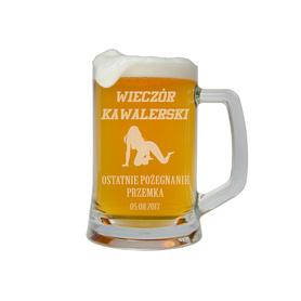 Kufel do piwa na Wieczór Kawalerski 10