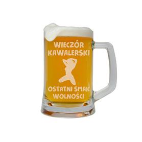 Kufel do piwa na Wieczór Kawalerski 13