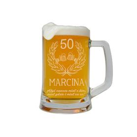 Kufel do piwa na Urodziny 02