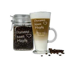 Słoik i szklanka latte dla Mamy 02