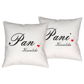 Komplet poduszek dla Pary 01