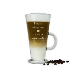 Szklanka latte dla Nauczyciela 01