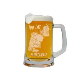 Kufel do piwa na Urodziny 09